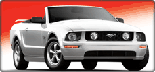 Convertible Ford Mustang - Hawaii Car Rentals