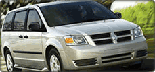Minivan Dodge Grand Caravan - Hawaii Car Rentals