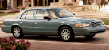 Premium Size Ford Crown Victoria - Hawaii Car Rentals