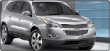Standard Elite Chevy Traverse SUV - Hawaii Car Rentals