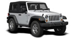 Jeep Wrangler 2 Door Rental