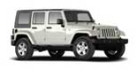 Jeep Wrangler 4 Door - Hawaii Car Rentals