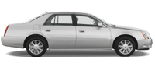 Cadillac DTS - Luxury Car Rental - Hawaii Car Rentals