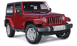 Jeep Wrangler 2 Door